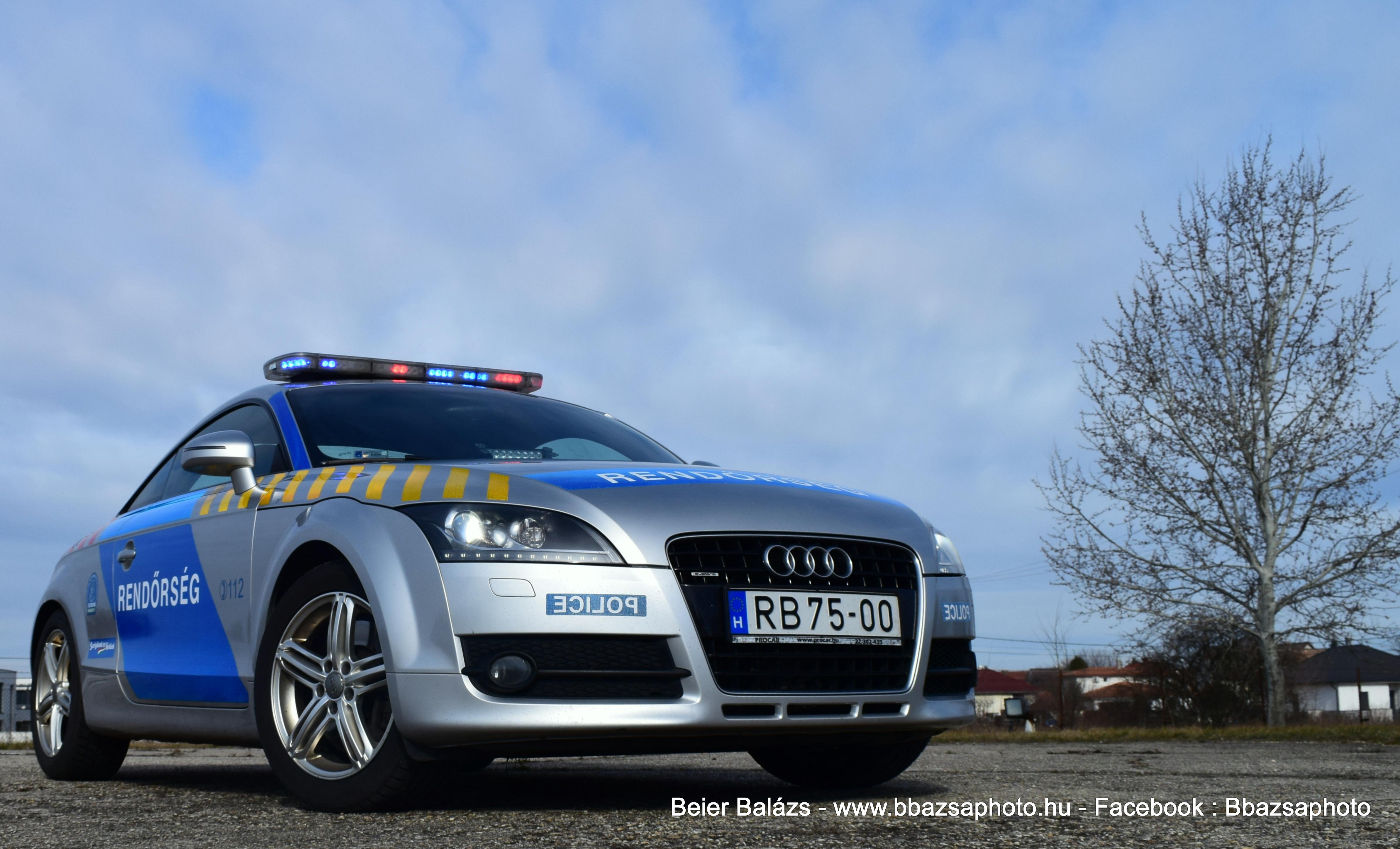 Audi TT – Székesfehérvár