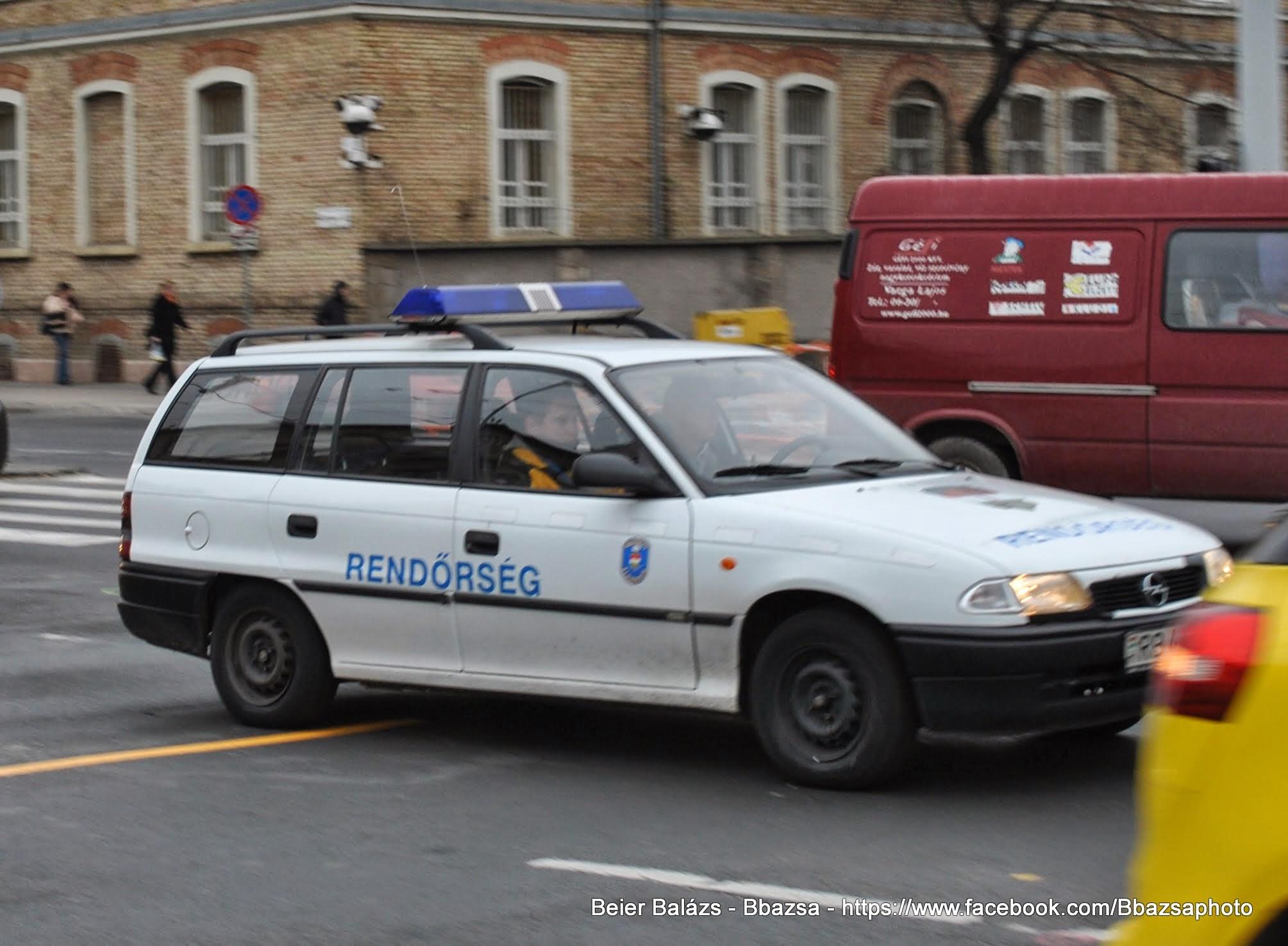 Opel Astra F kombi