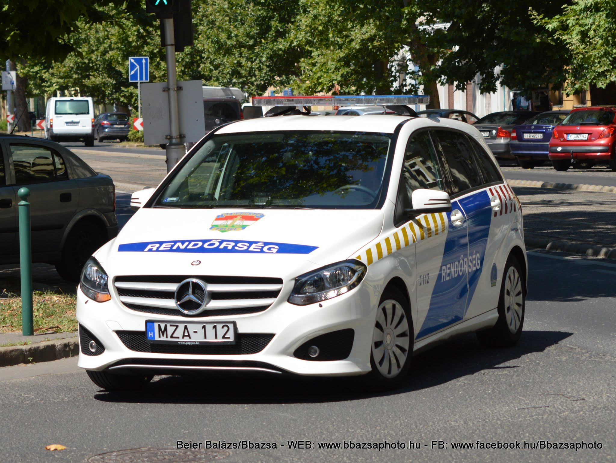 Mercedes-Benz B220 CDI 4Matic – MZA.112 proba