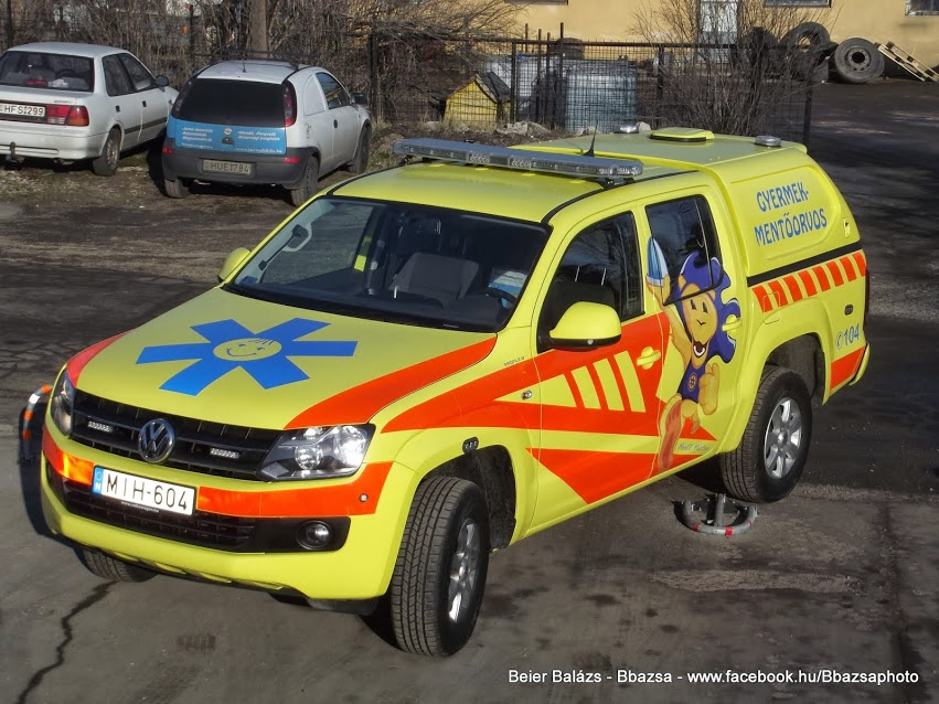 Volkswagen Amarok – Szent Márton