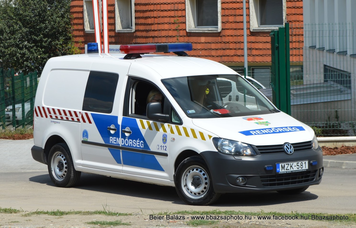 Volkswagen Caddy – ORFK