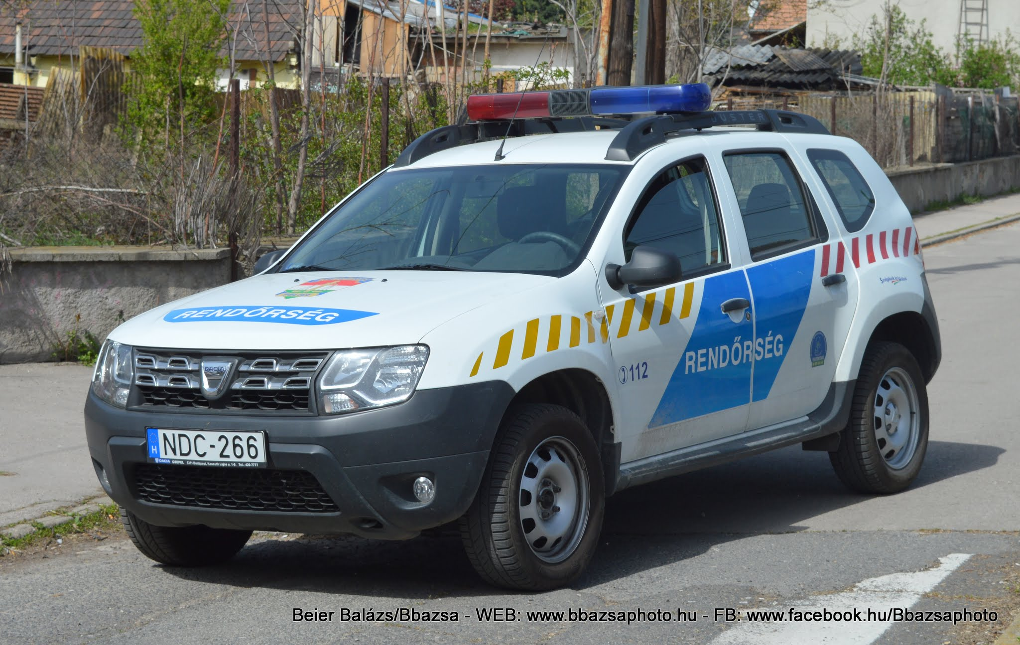 Dacia Duster II – Federal