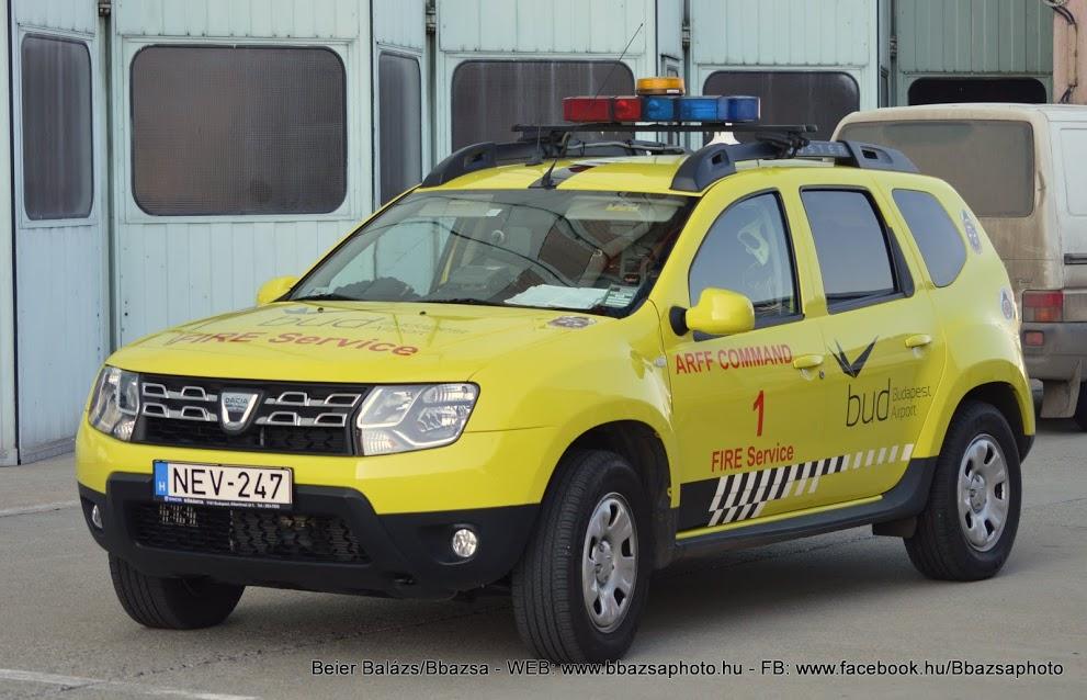 Dacia Duster – Ferihegy