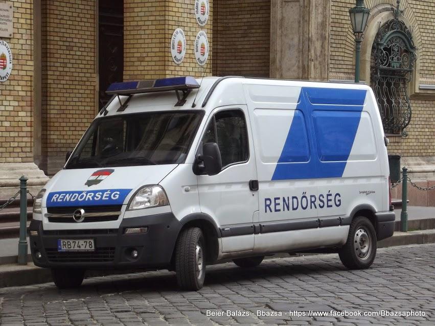 Opel Movano – Rabmobil – több féle