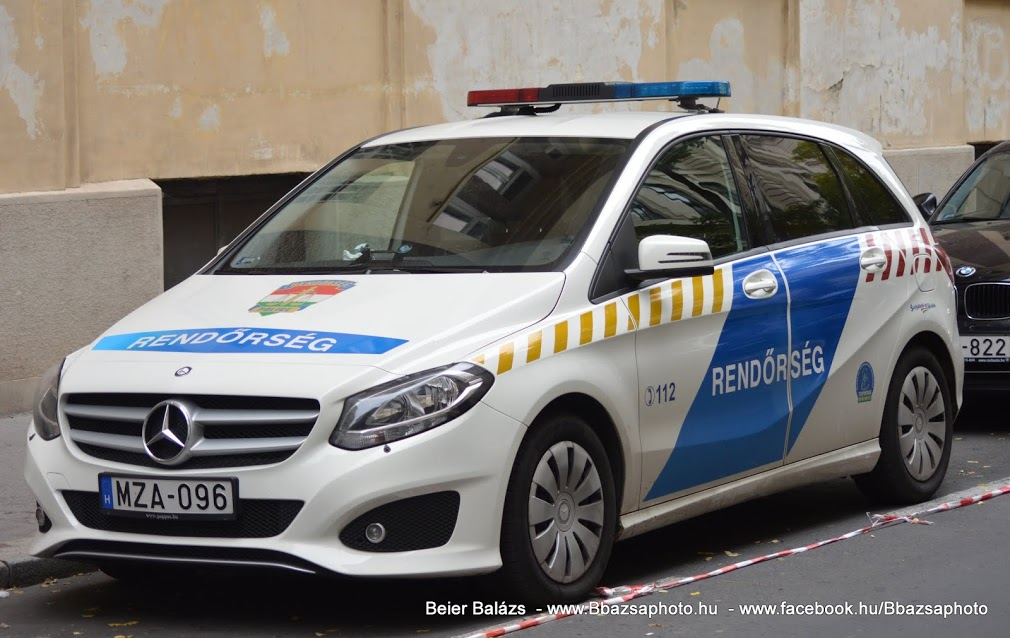 Mercedes-Benz B220 CDI 4Matic – MZA -096 próba