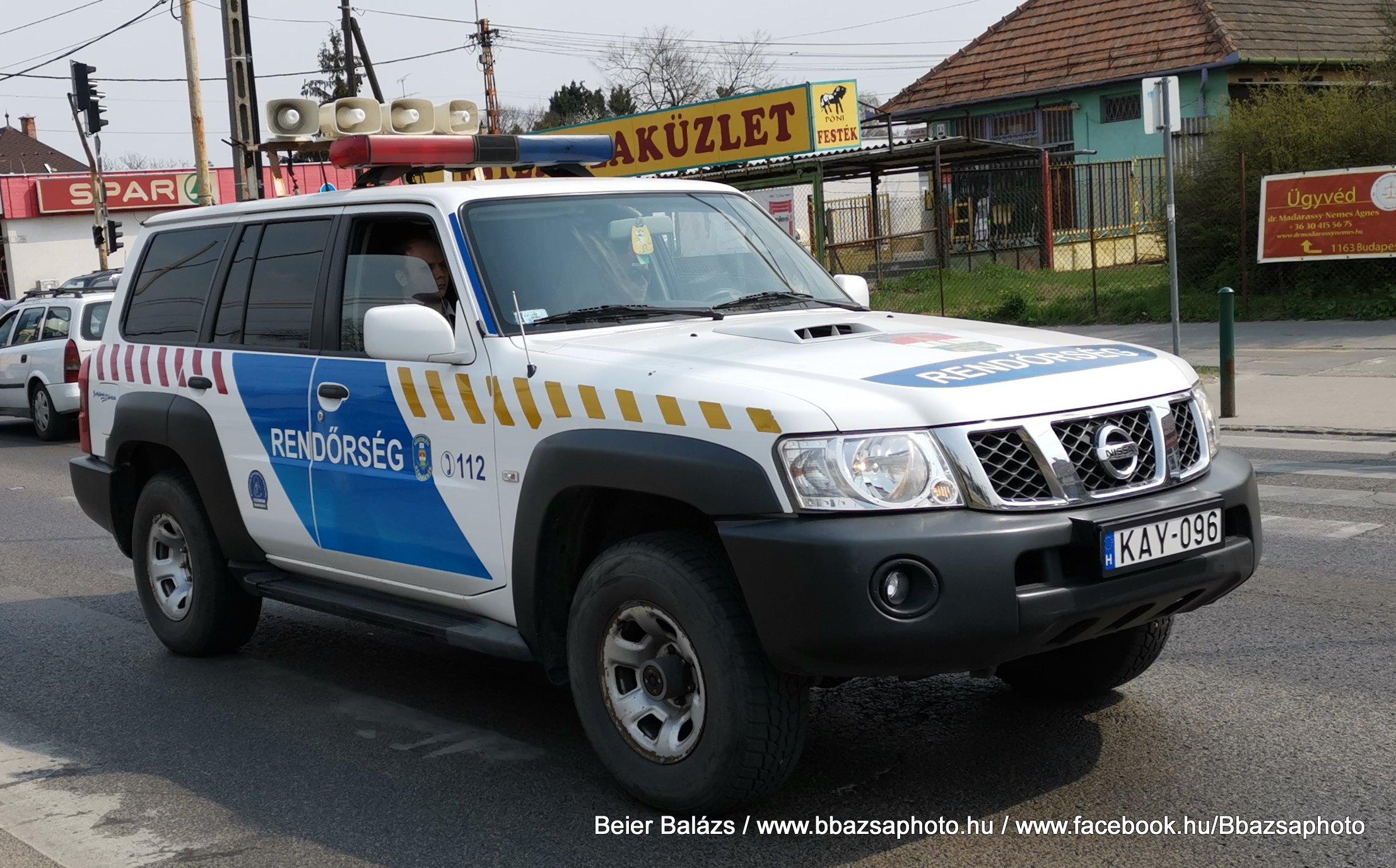 Nissan Patrol – Tomegtajekoztato