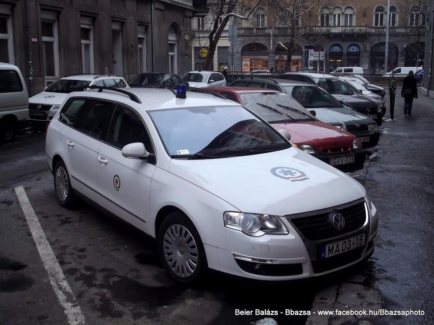 Volkswagen Passat – MOK