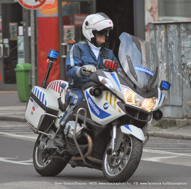 BMW R900RT-P