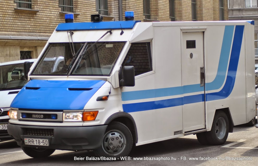 Iveco Daily – VIP