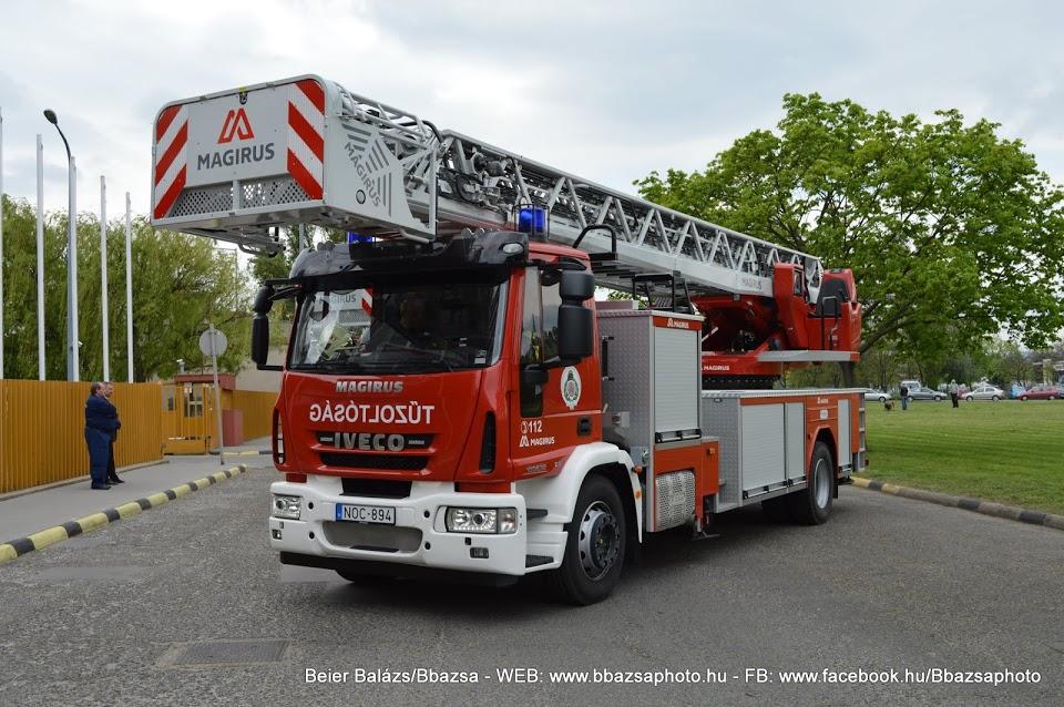 Iveco 180E32 Magirus M42L AS – Nyíregyháza / Tiszaújváros