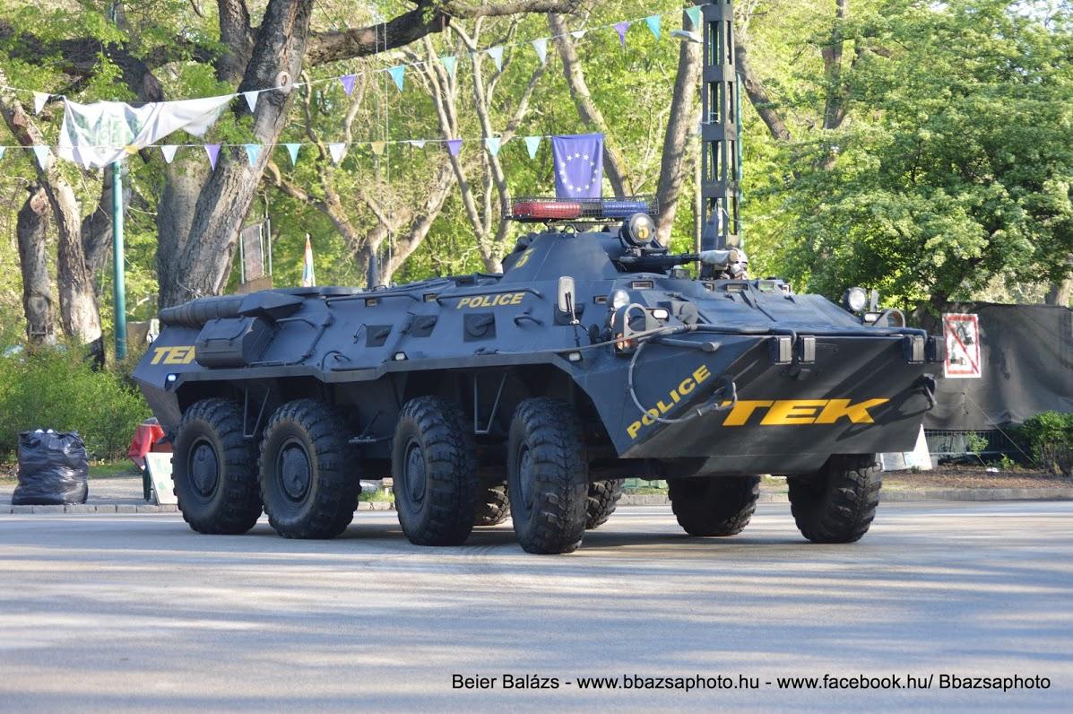 BTR 80 – TEK