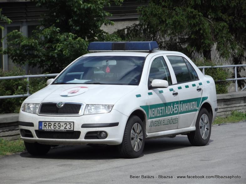 Skoda Fabia sedan – Esztergom