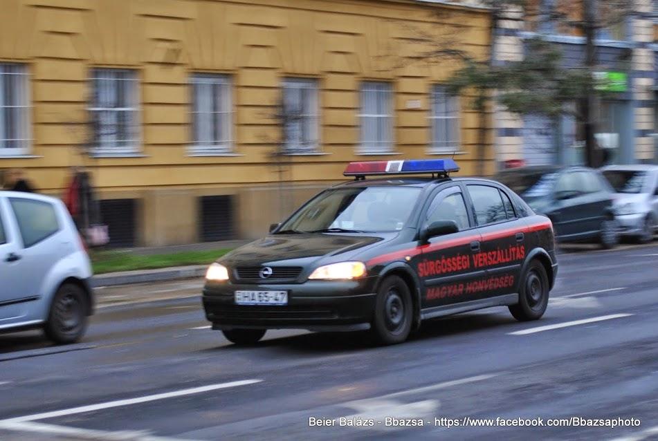 Opel Astra G – Vérszállítás