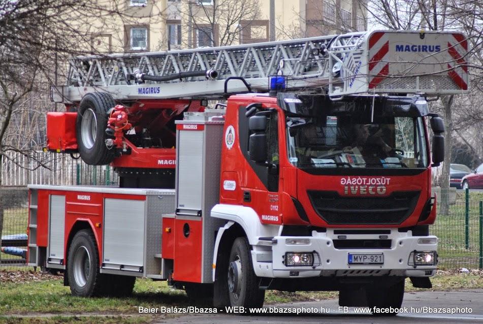 Iveco Trakker 410 e5 Magirus M42