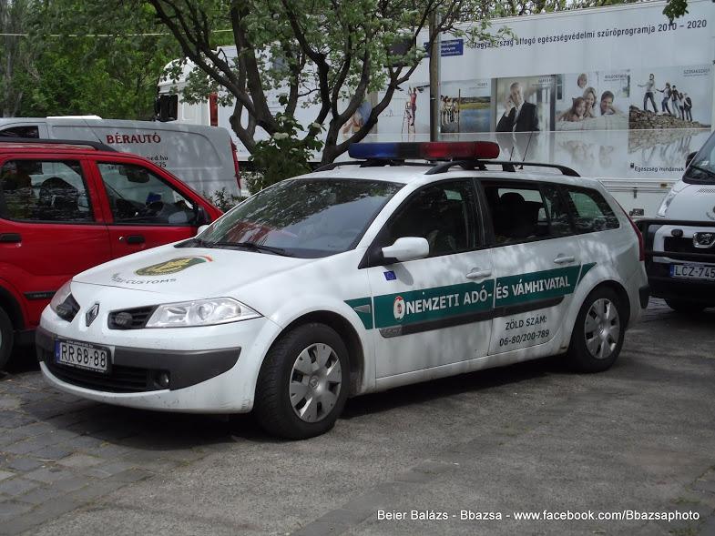 Renault Megane – NAV / ex VPOP