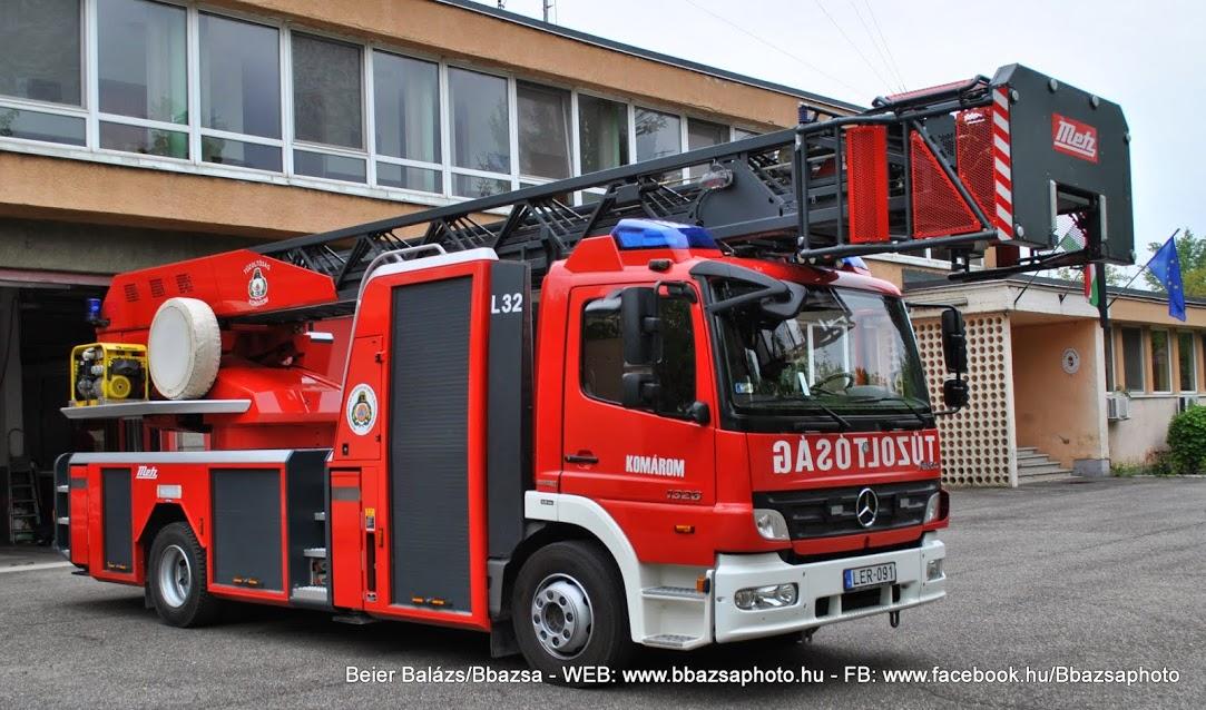Mercedes Atego 1326 Metz L32