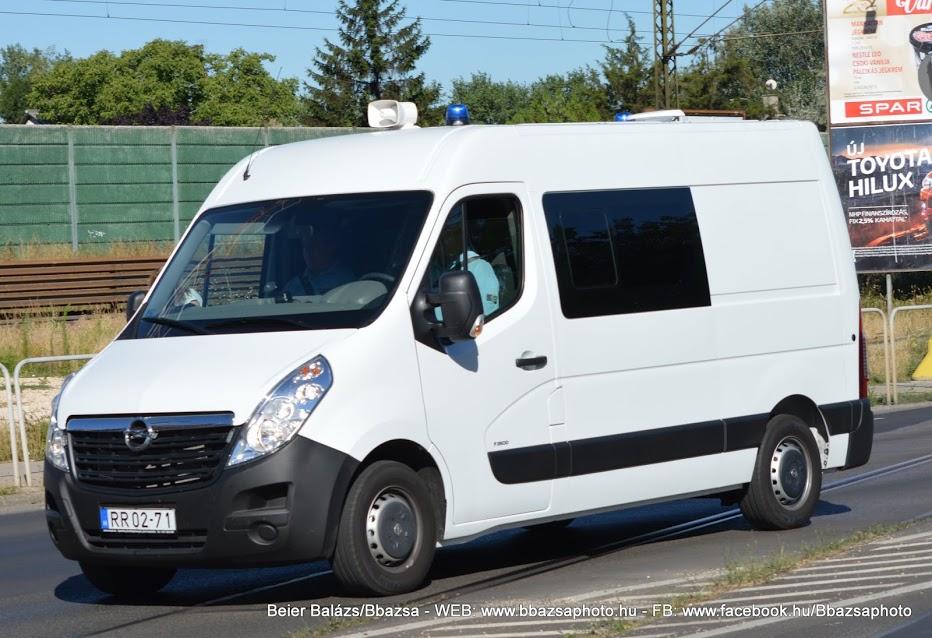 Opel Movano – BV