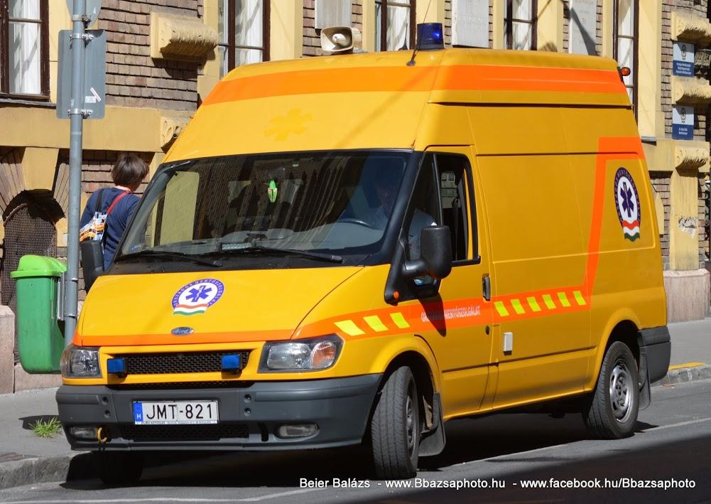 Ford Transit – Koraszülött mentés