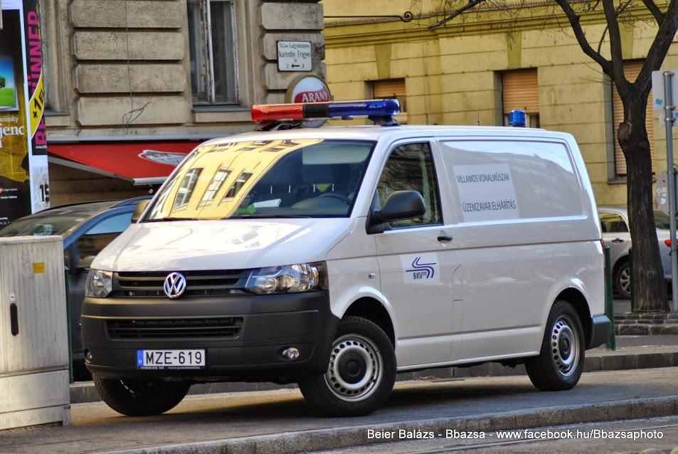 Volkswagen Transporter – BKV