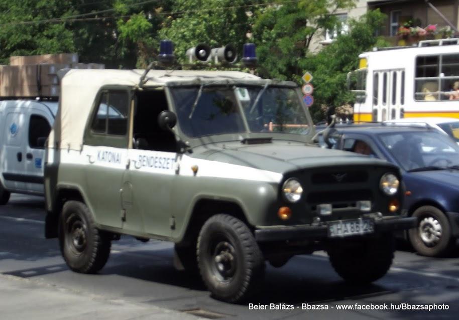 UAZ – Katonai Rendészet