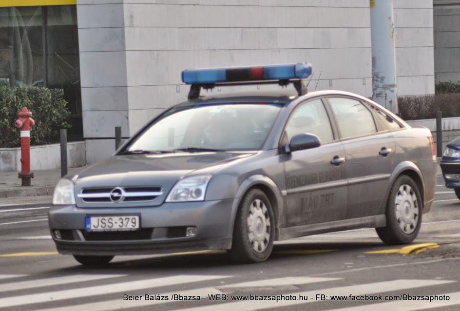 Opel Vectra 4 – MÁV