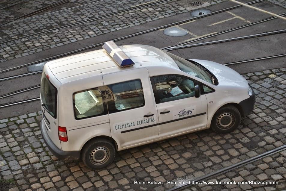 Volkswagen Caddy Code3 – BKV