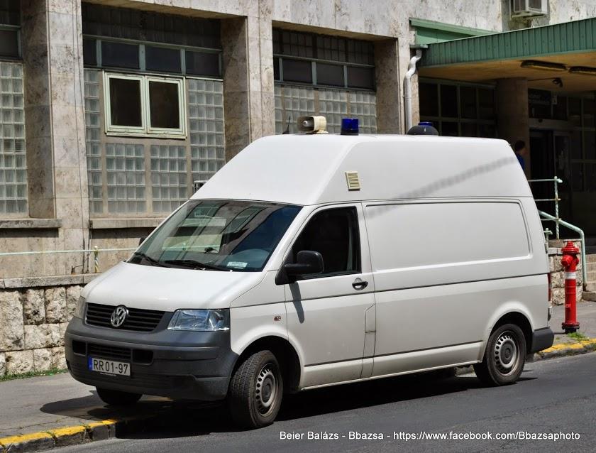 Volkswagen Transporter T5 – BV