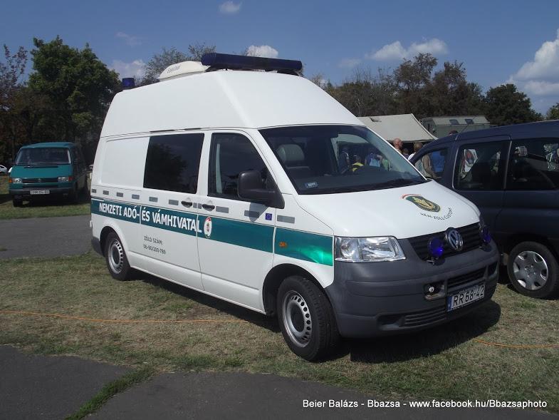 Volkswagen Transporter – NAV / ex VPOP