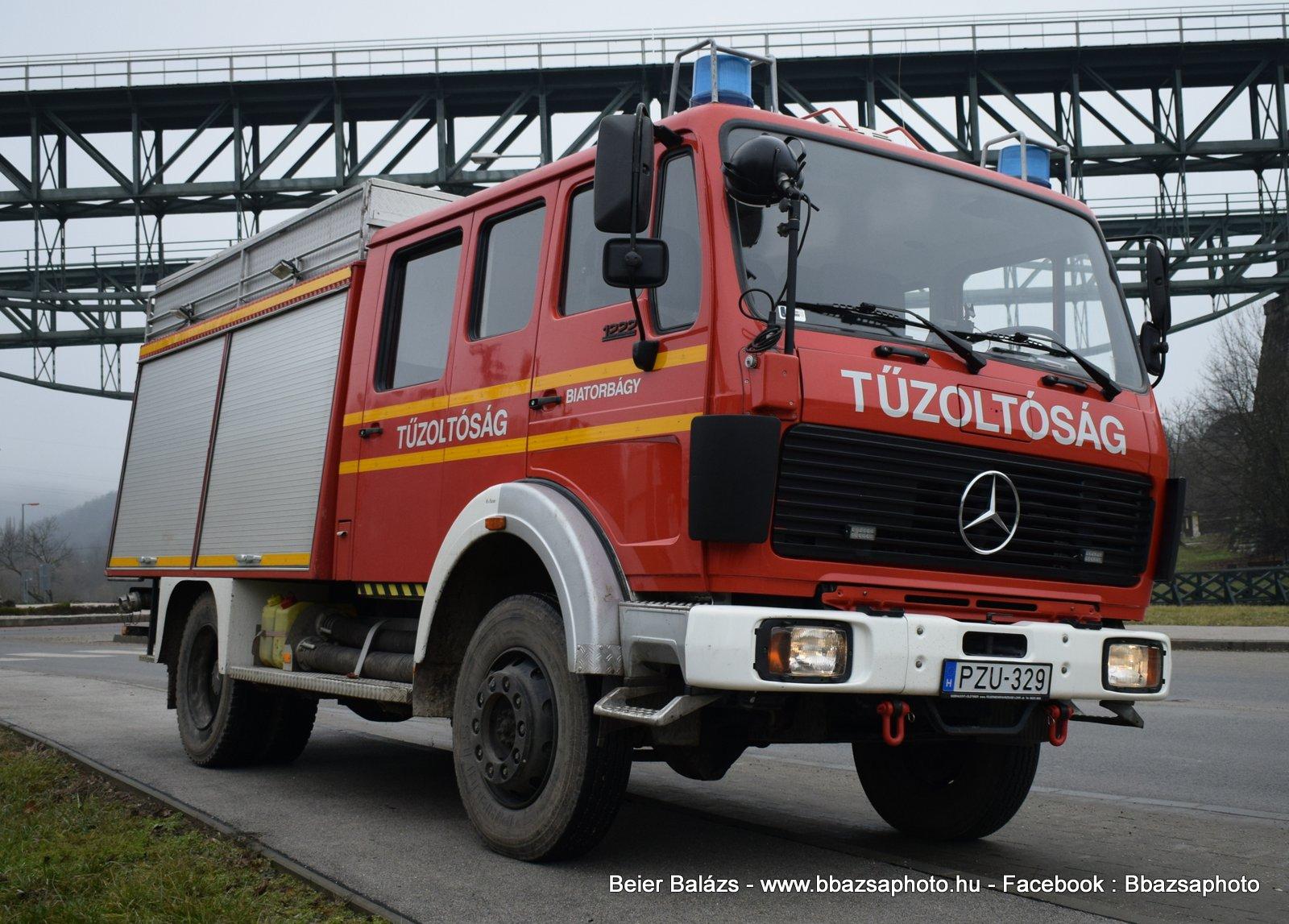 Mercedes 1222 Metz