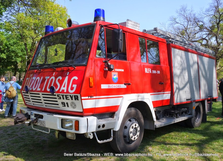 Steyr 91 – Budaörs