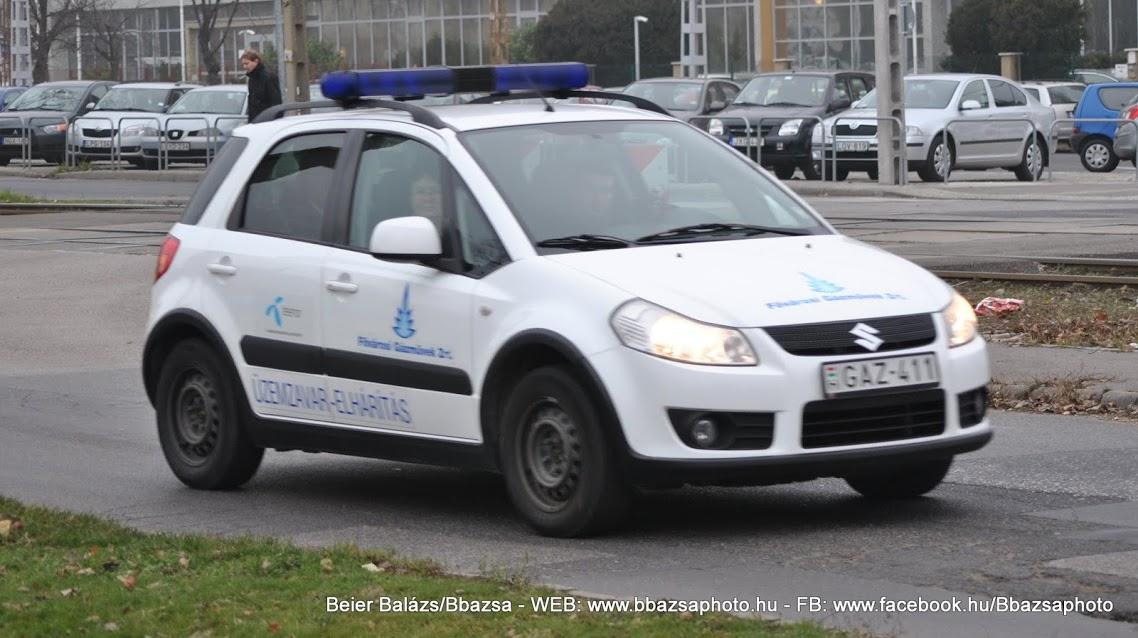 Suzuki SX4 – Gázművek