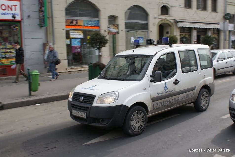 Fiat Doblo – Gázművek