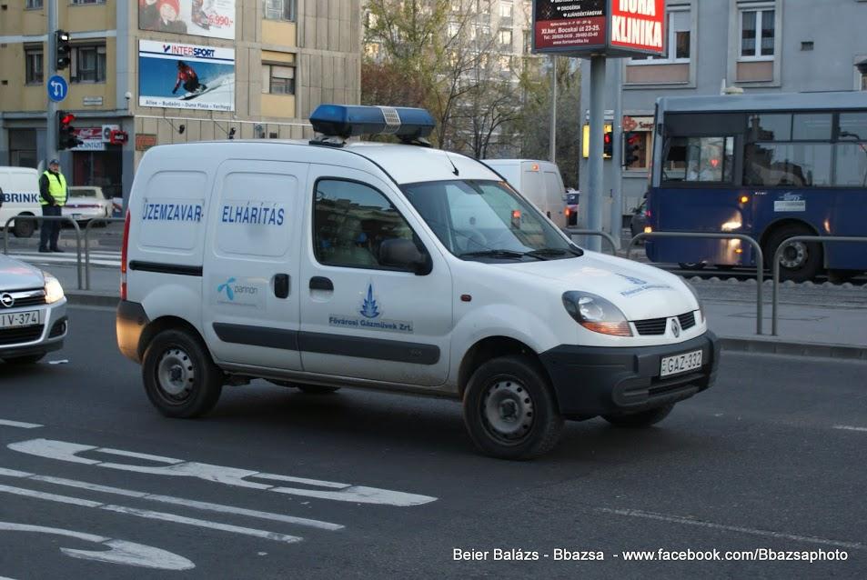 Renault Kangoo – Gázművek