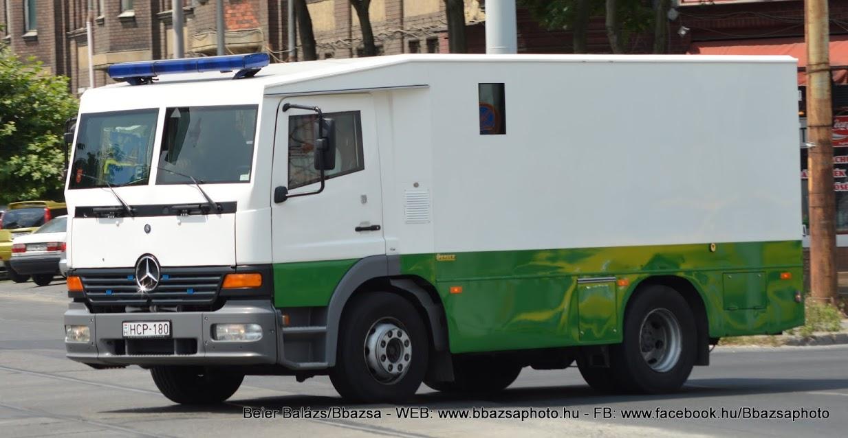 Mercedes Atego – MNB