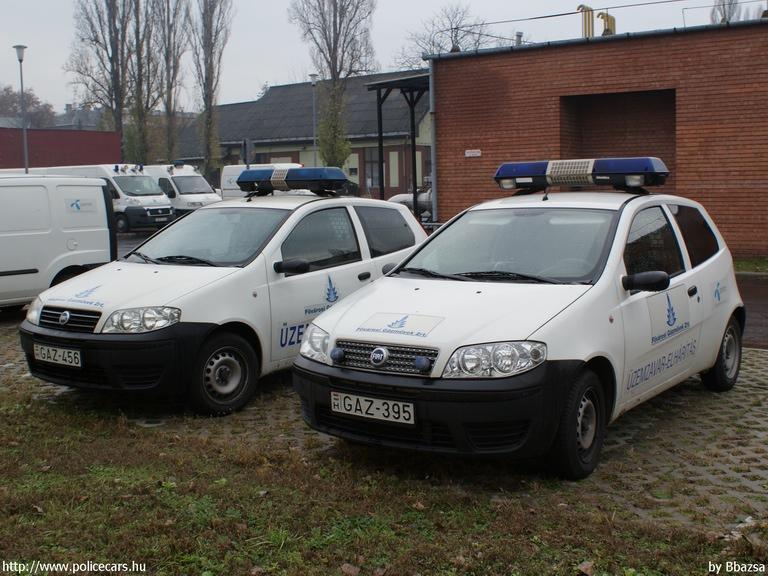 Fiat Punto – Gázművek