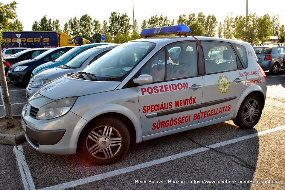 Renault Scenic – Poszeidon