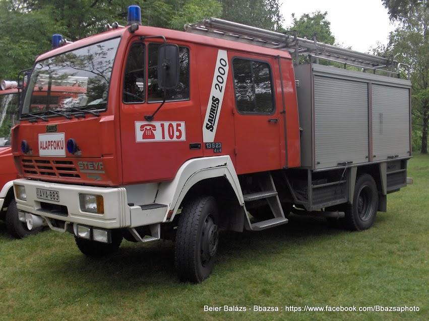 Steyr Saurus 2000