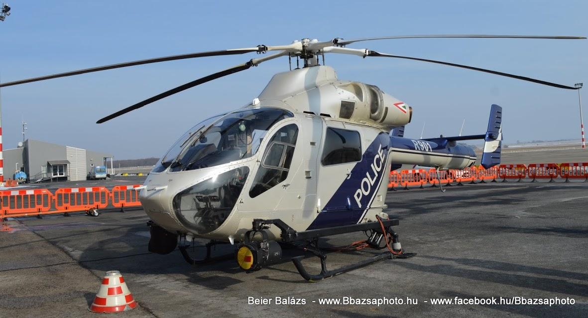 MD 902 – Légirendészet
