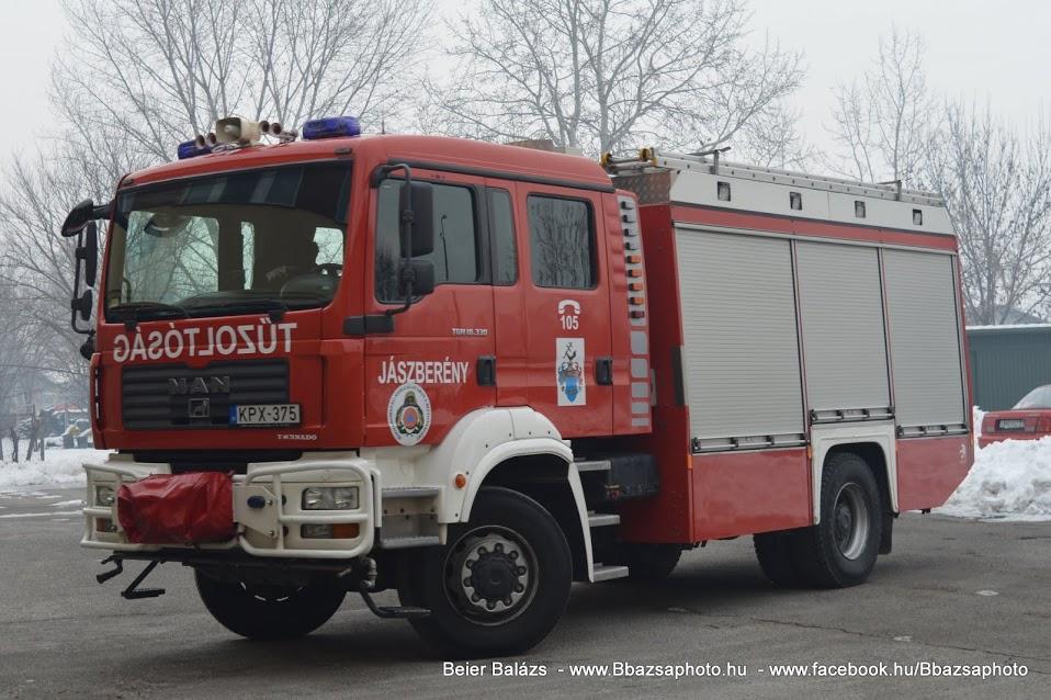 MAN TGM 18.330 Tornádó / Heros – Jászberény