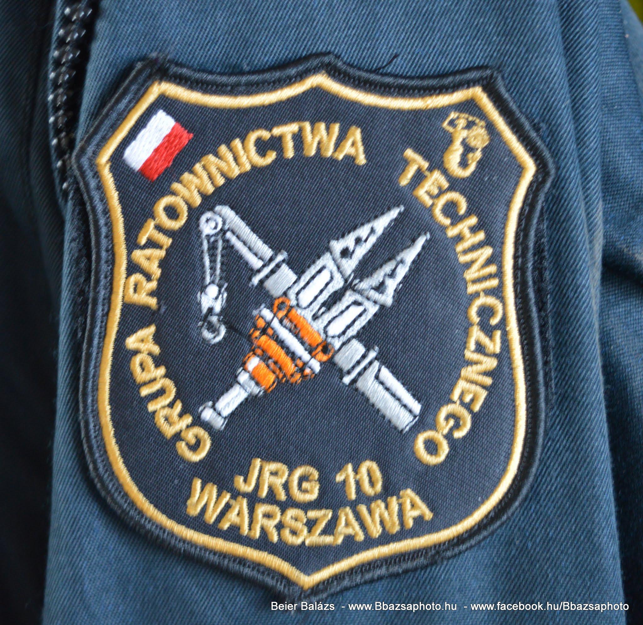 Varsói tűzoltóságok