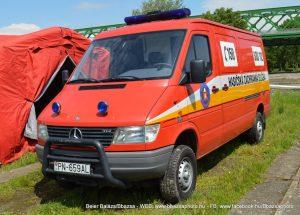 Mercedes Spriter - Műszaki mentő