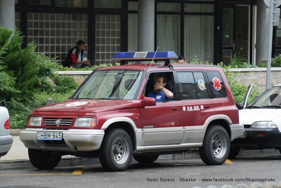Suzuki Vitara – Vérszállító HM ÁEK