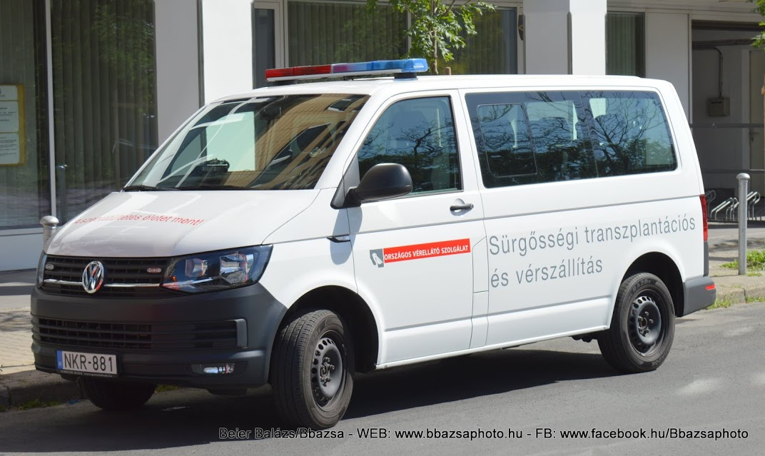 Volkswagen Transporter T6 – OVSZ