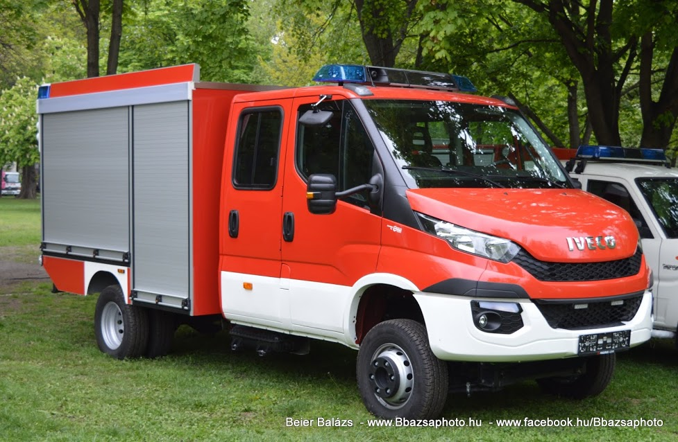 Iveco Daily Magirus demo