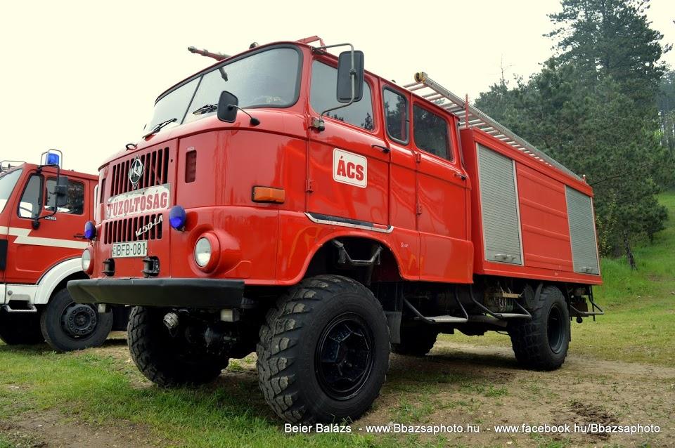 IFA W50 – Ács ÖTE