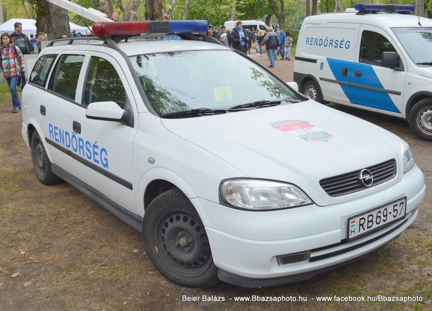 Opel Astra G kombi – Fényhídcserés