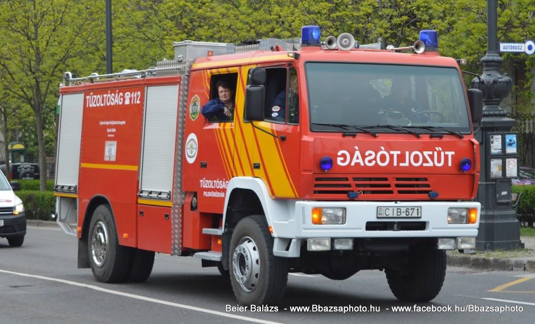 Steyr 16s23 – Pilisvörösvár ÖTE