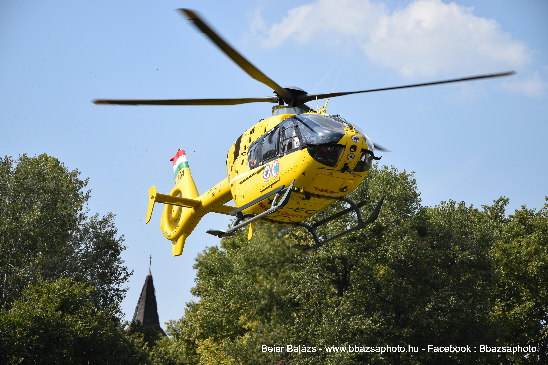 Eurocopter EC135 – Magyar felségjel