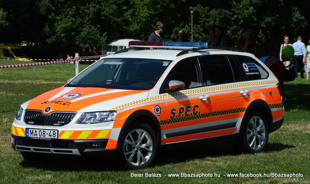 Skoda Octavia Combi III Scout – SPEC