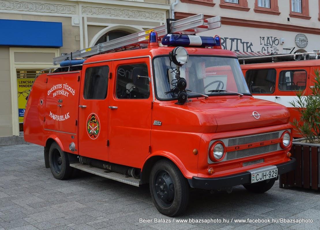 Opel Blitz – ÖTE